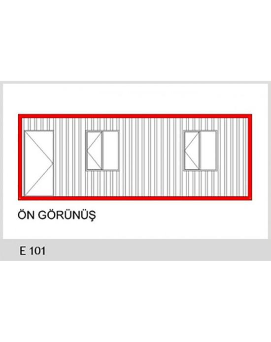 E101 STANDART KONTEYNER