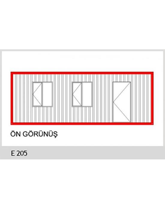 E205 STANDART KONTEYNER