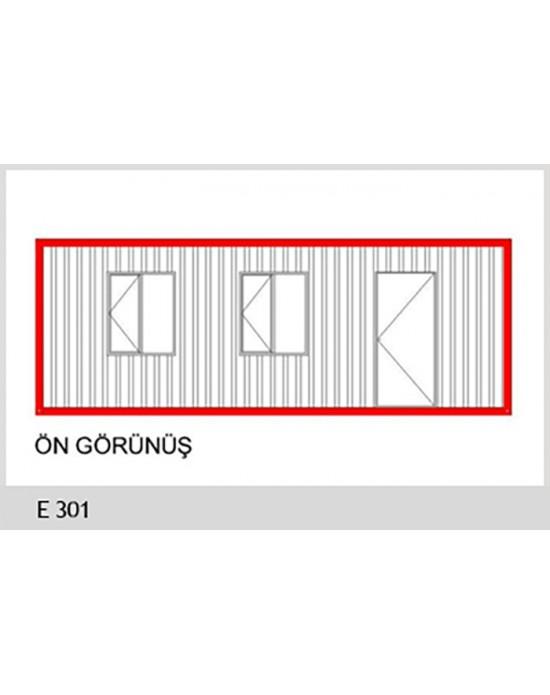 E301 STANDART KONTEYNER