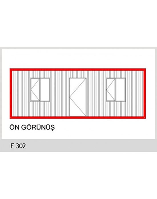 E302 STANDART KONTEYNER