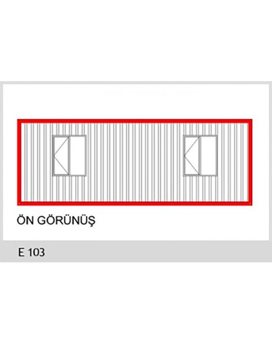 E103 STANDART KONTEYNER