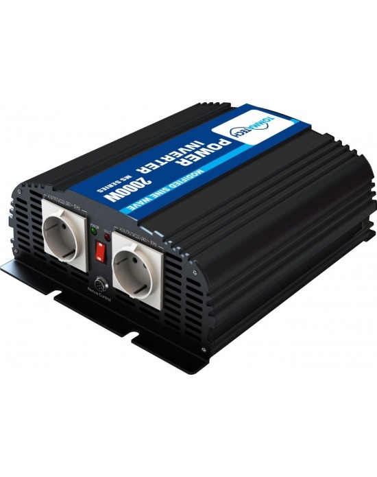 Tommatech 12 Volt 1200 Watt Off Grid İnverter