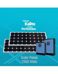SOLAR PAKET 1500 WATT