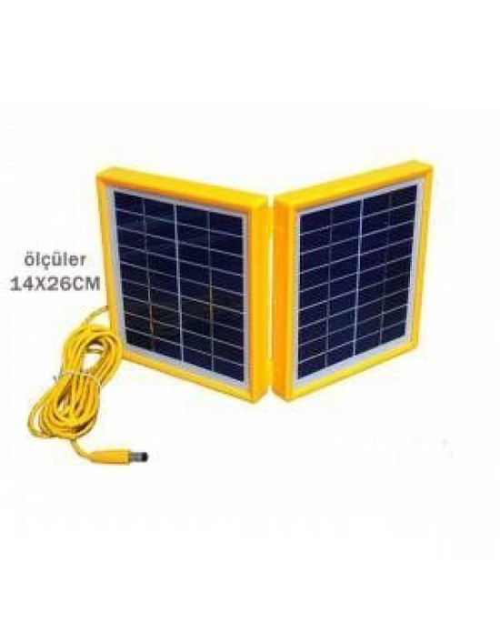 Power Master İkili Solar Panel